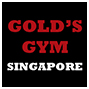 gold gym facebook page logo