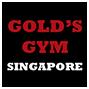 gold gym facebook page logo